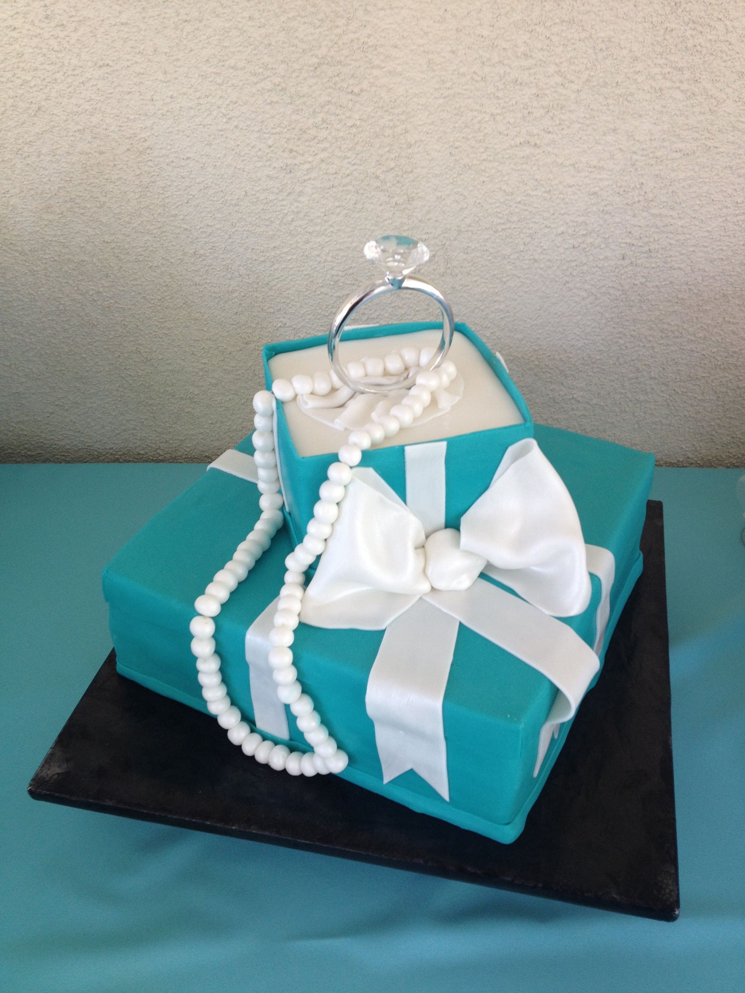 tiffany theme bridal shower cake bridal shower cakes bridal shower invitations verona wedding