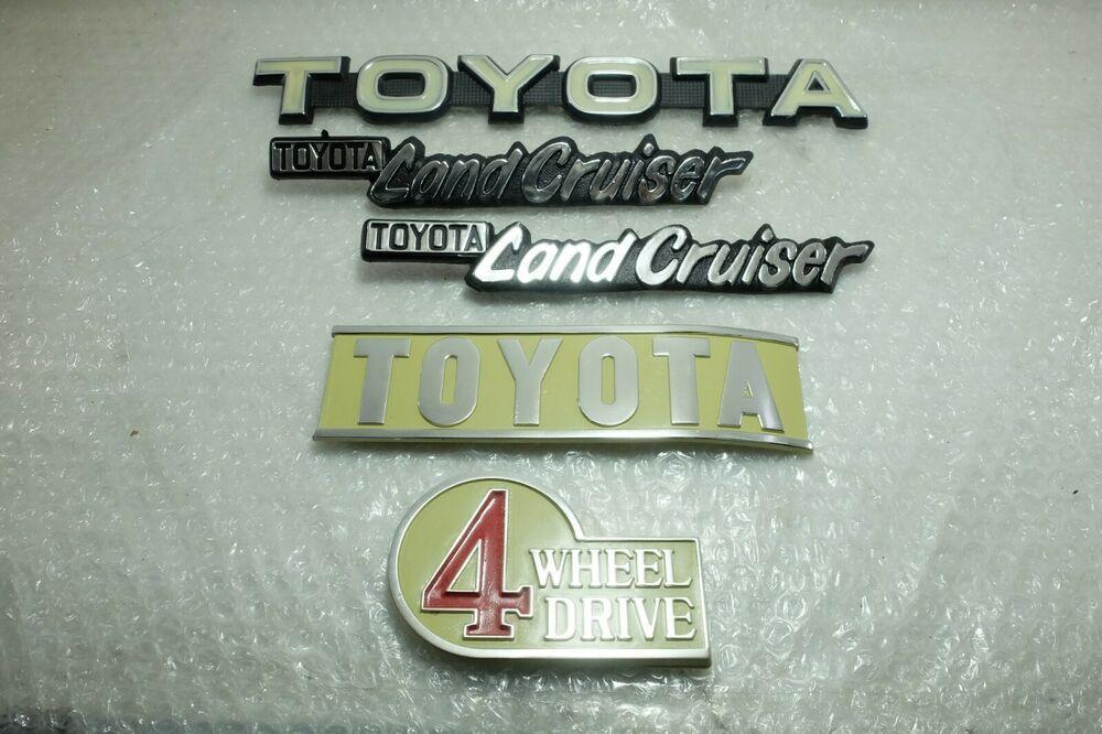 toyota emblem alphard used japan silver rear emblem motor parts accessories