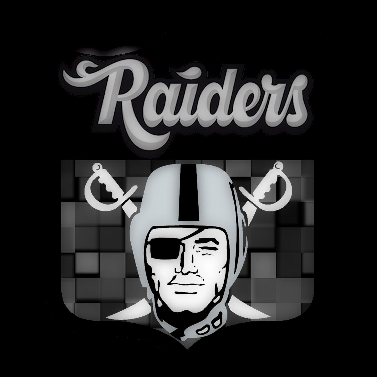 Oakland Raiders Logo Oakland raiders logo, Raiders