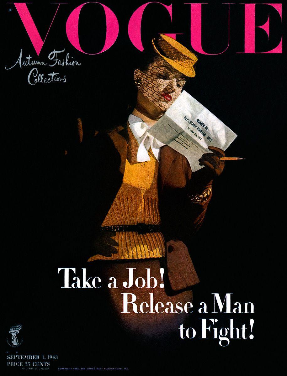 Vogue - September 1943