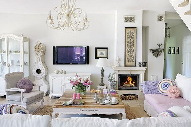 Little Emma English Home: Nordic Country Love this room with the ...