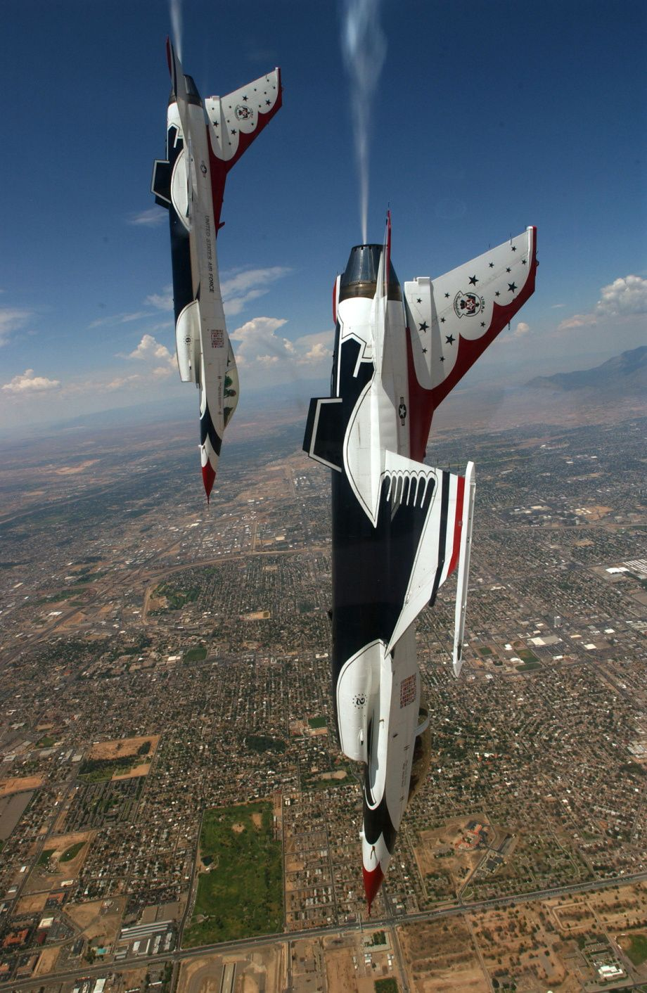 Thunderbirds part 2 in highres (62 HQ Photos) Fighter