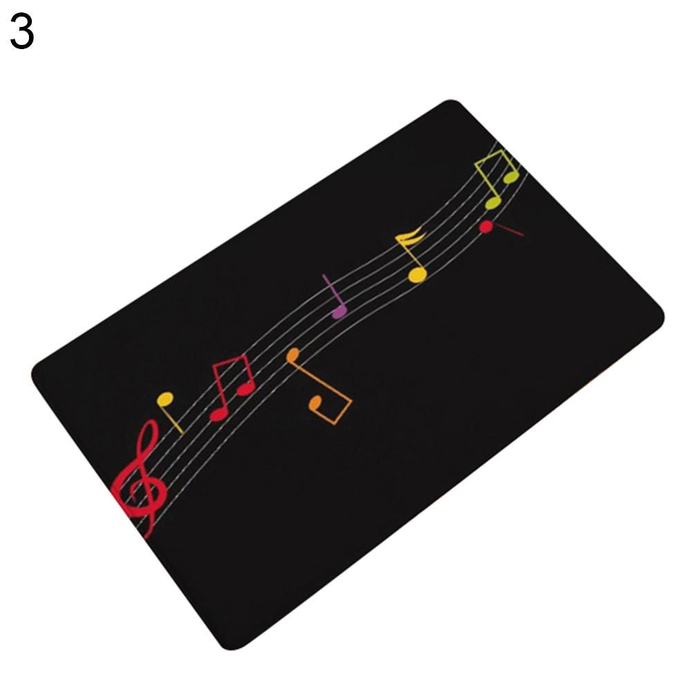 Photo of Piano Keys Non Slip Door Floor Mat Hall Rug Kitchen Bathroom Carpet Home Decor – as the picture ae