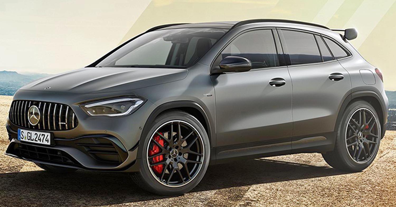 مرسيدس آي أم جي جي أل آي45 الجديدة 2021 الجديدة بالكامل أقوى وأجمل سيارات الكروس أوفر المدمجة الحديثة موقع ويلز In 2020 Mercedes Amg Car Suv Car