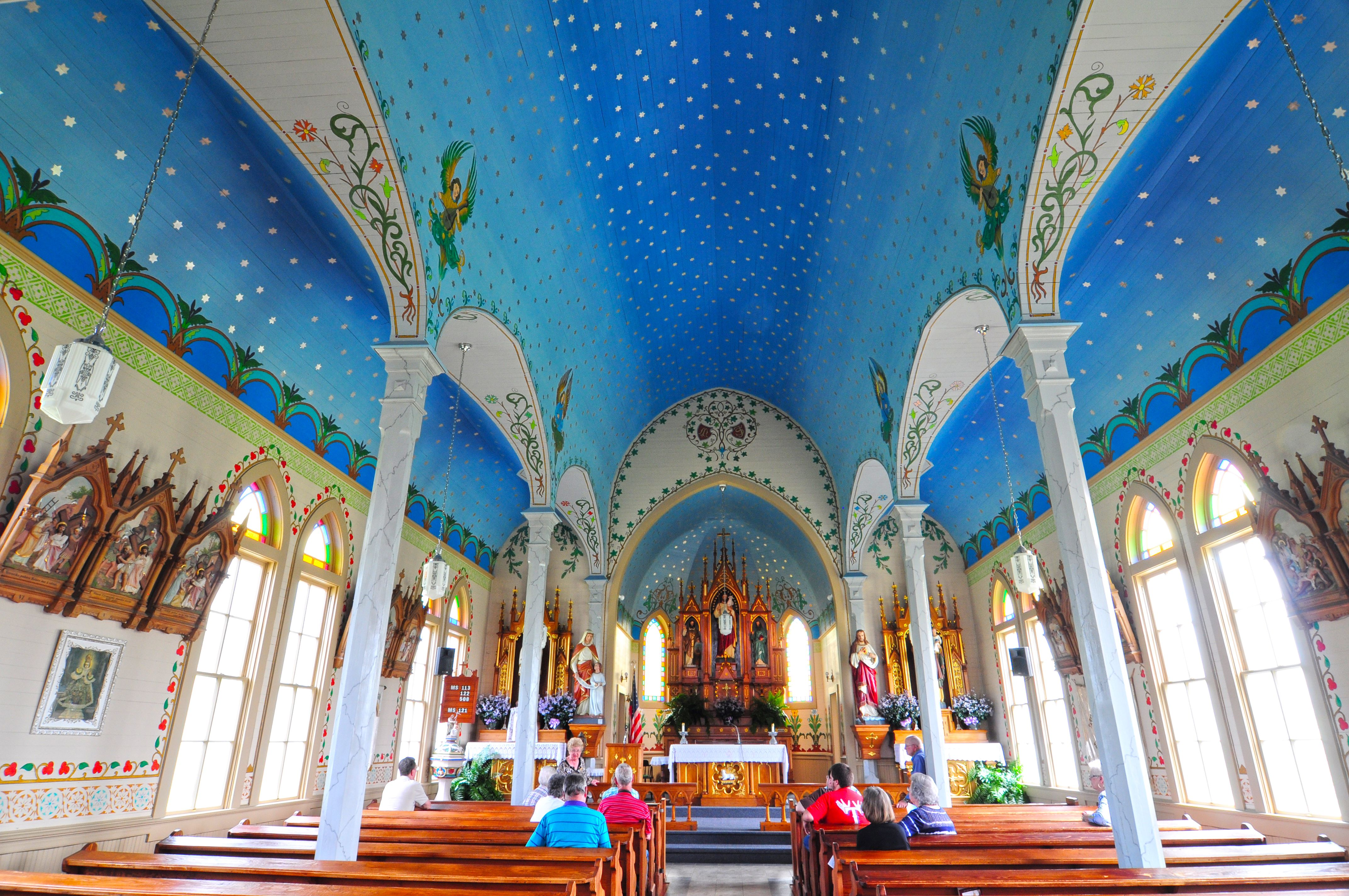 What I learned from the Painted Churches Pt.2 | AnthonySvajda.com