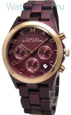 49e59ddd72b3 Женские наручные часы MARC JACOBS MBM3523 в Москве. Купить американские часы  MARC JACOBS MBM3523 (кварцевые) в интернет-магазине
