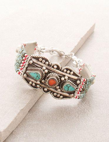 Padame Gemstone Bracelet