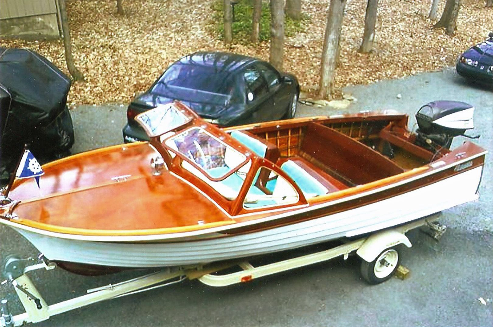 Pin By David Tanner On Runabout Boat Classic Wooden Boats Wood Boats Runabout Boat
