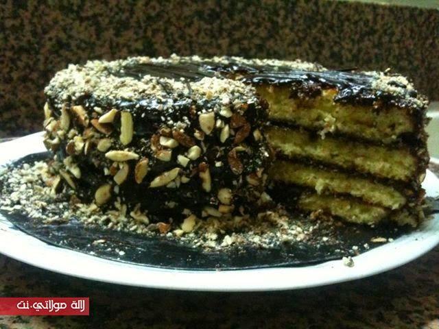 كيكة تيفال ولا اروع بالصور Food Desserts Breakfast