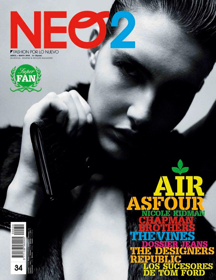 Portada No. 34 Neo2 Magazine