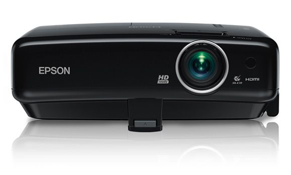 Hd Projector With Ipod Dock Movie Projector Home Movies Cool