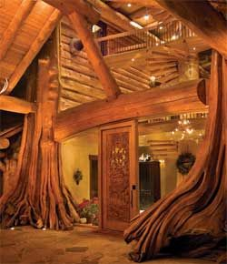 pioneer log homes log cabin home pinterest maisons en bois promenons nous et maison bois. Black Bedroom Furniture Sets. Home Design Ideas