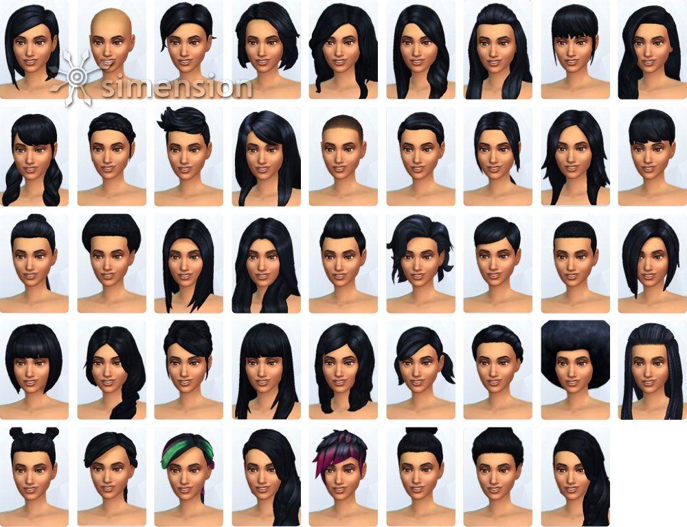 Sims 3 Frisuren Für Männer Frisuren Männer Pinterest