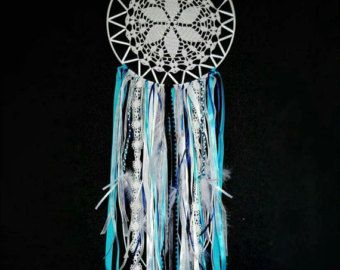 DIY Crochet PATTERN Dream A Little Dream Dreamcatcher