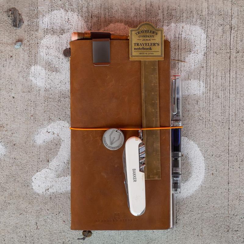 Pin On Traveler S Notebook Australia Standard Bindery