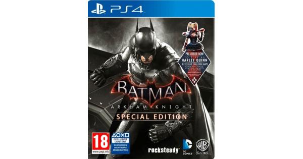 Batman Arkham Knight Steelbook Edition Ps4 Batman Arkham Knight Batman Arkham Knight