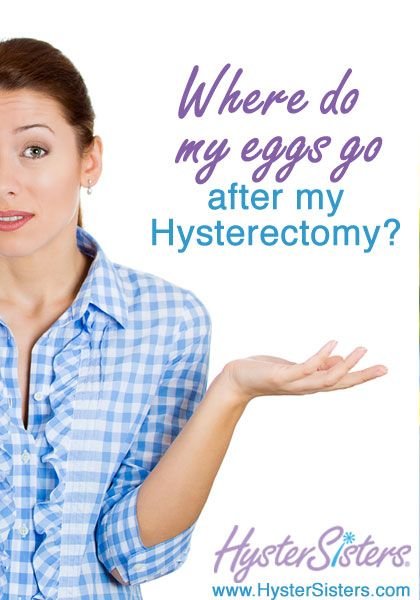 weight loss after hysterectomy kept ovaries