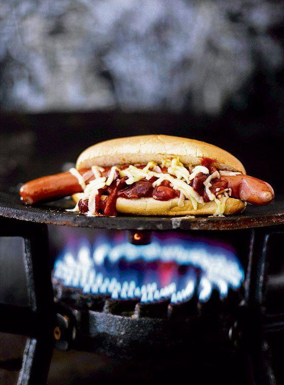 Chili hot dog - Reseptit - Helsingin Sanomat