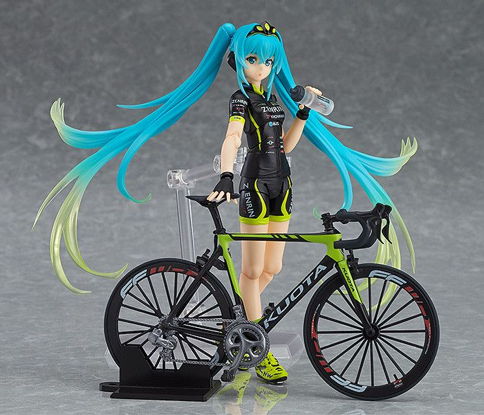 figma Racing Miku 2015 TeamUKYO Support Version MAX FACTORY