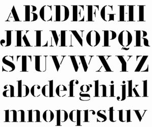 17 Best images about Stencil fonts on Pinterest | Posts ...