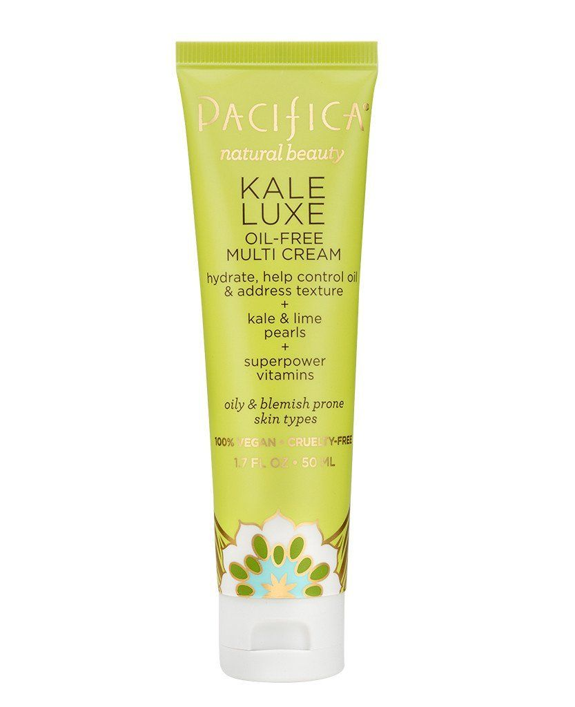 Pacifica Kale Luxe Oilfree Multi Cream Pack Of 2 With Aloe Barbadensis Leaf Juice Lime Pearls Extract Kale Extrac Oil Free Cream Luxe Oil Oil Free Moisturizers