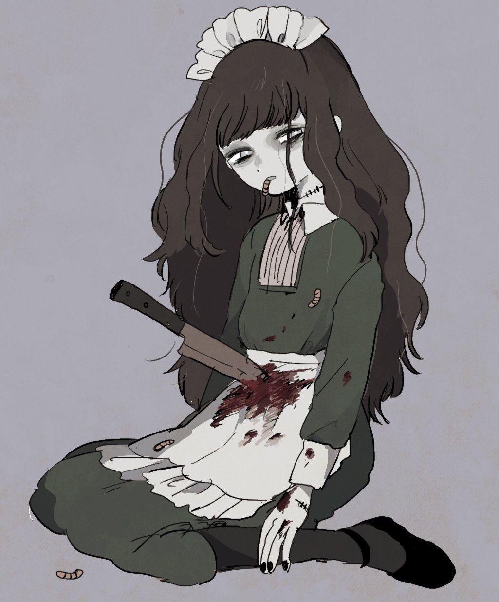 Pin On Dark Bloody Crazy Pain Gore Guro Animes Art Games