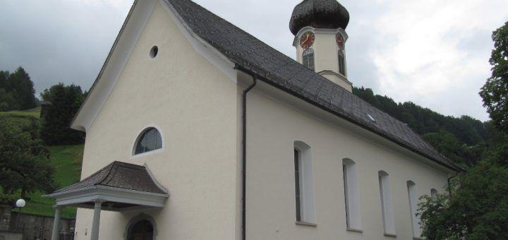 Pfarrkirche Sankt Andreas - Thüringerberg