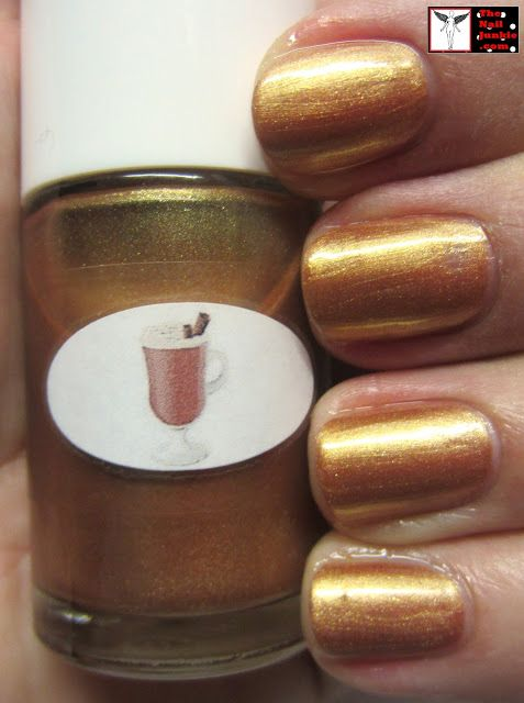 """The Nail Junkie: CAFE POLISH LINE NOW AVAILABLE FOR SALE! Plus NEW """"On the Nail"""" Swatches"""