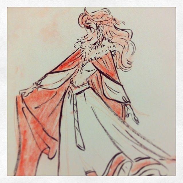 Ink sketch #sketch