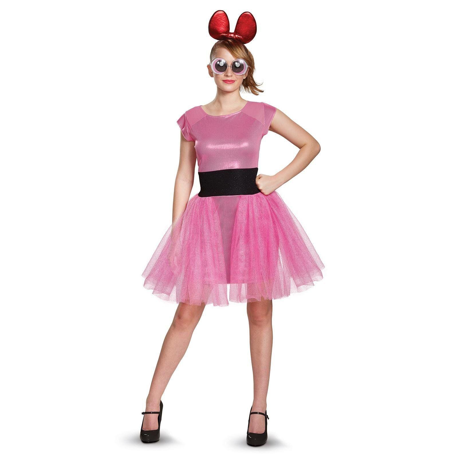 Powerpuff Girls Blossom Deluxe Teen Costume | Teen costumes ...