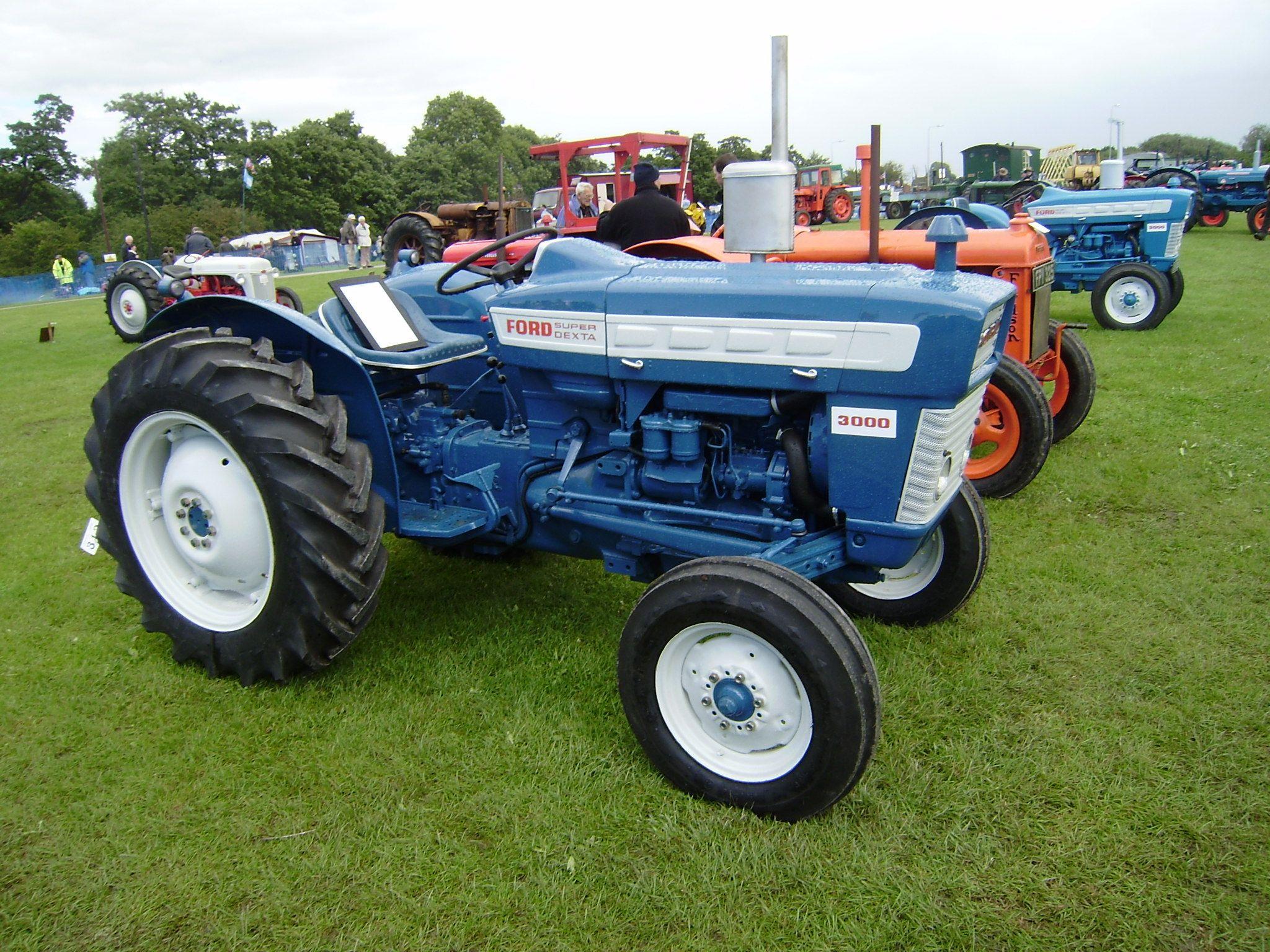 Super Dexta Tractor : Ford super dexta ☼ tractor mania pinterest