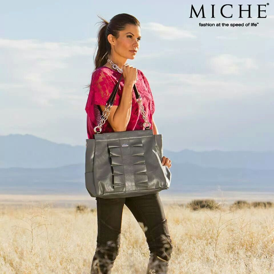 Miche's Throwback Thursday is Donna for Prima $8.00. Go get yours at www.valmckwalk.miche.com.