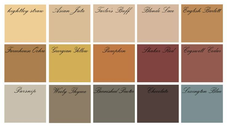 Primitive country kitchen paint colors from pinterestcom for Country kitchen paint colors