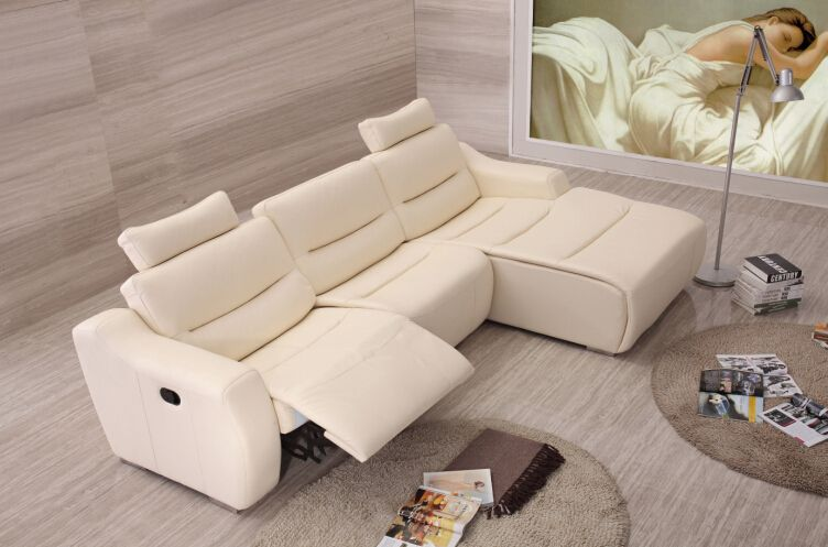 Modern Sofa Set L Shape Sofa Set Designs Recliner Leather Sofa Set With  Genuine Leather