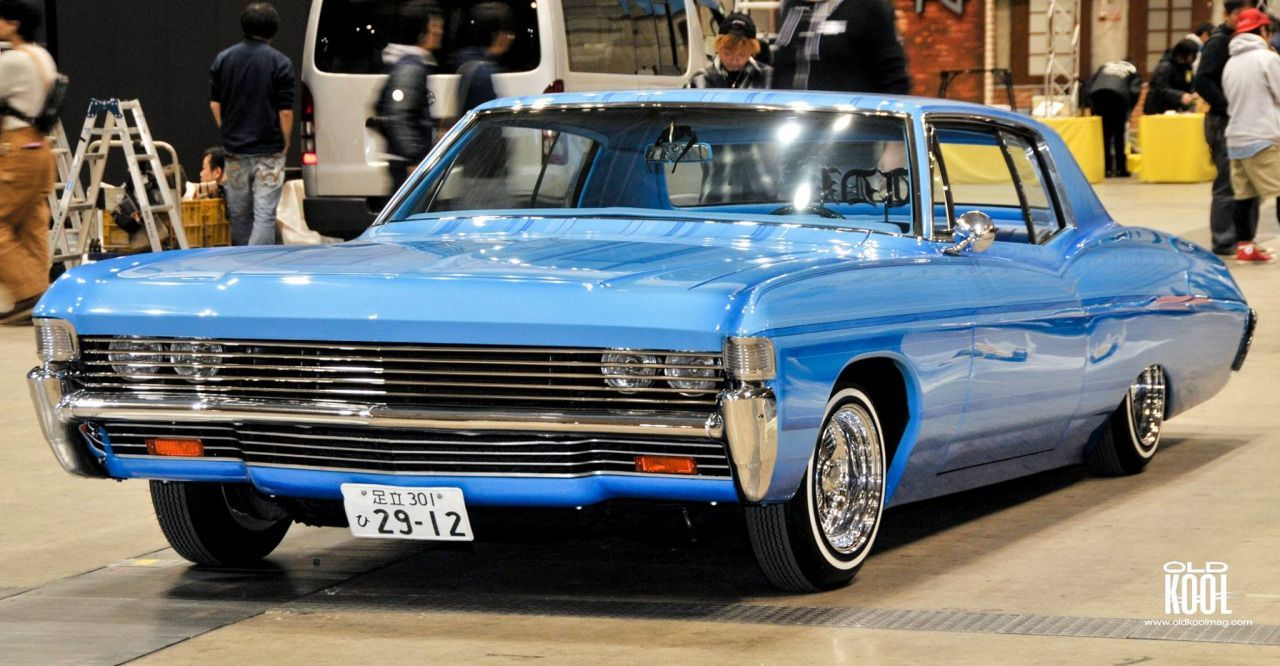 68 Chevy Done Right Japan Style Chevy Impala 1968 Chevy Impala