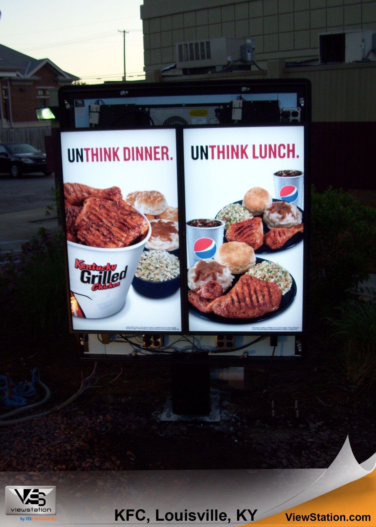 KFC (Kentucky Fried Chicken) Louisville KY - Digital Menu ...