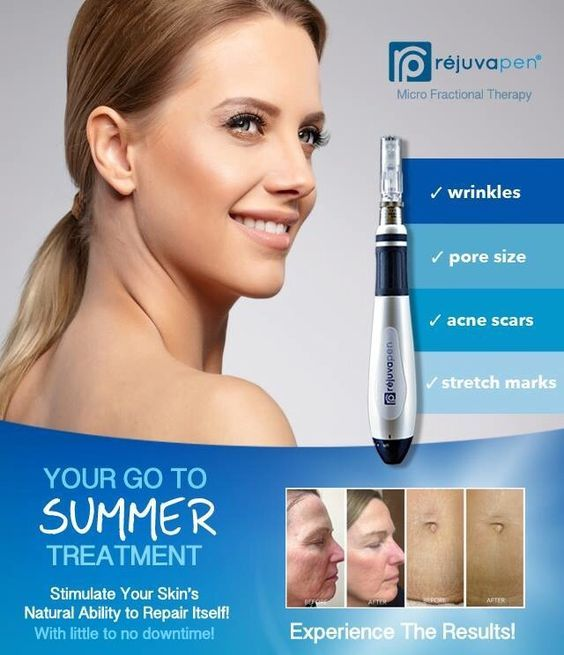 Rejuvapen The Worlds Most Advanced Skin Micro Needling Device Skin Needling Aesthetic Clinic Med Spa