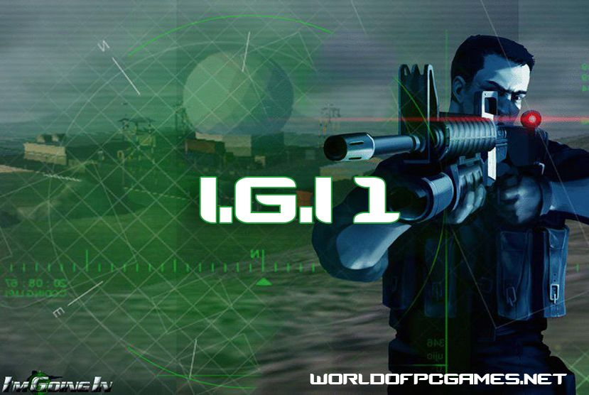 Project IGI 1 Free Download PC With Latest Patch | Free pc games ...