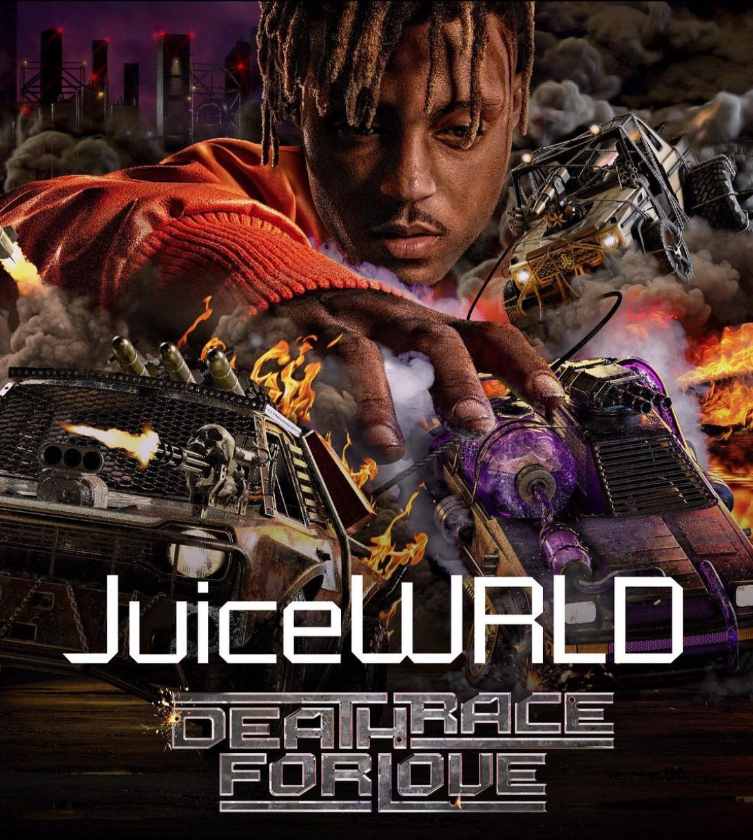 Pin by LunarPikaa on Juice Wrld (With images) Death race