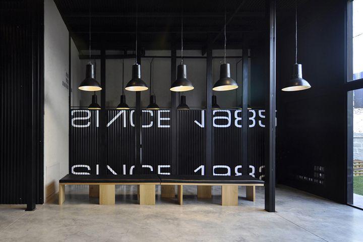 BBCarquitectos에 의해 르 Utthe 스토어, 일반 로카 - 아르헨티나»소매 디자인 블로그