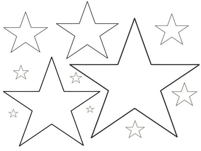 27 Excellent Image Of Stars Coloring Pages Entitlementtrap Com Star Coloring Pages Printable Star Star Stencil