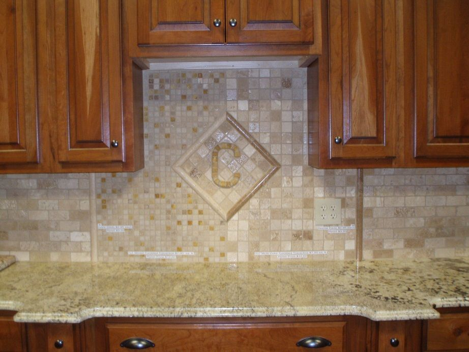tumbled stone backsplashes for kitchens kitchen tile backsplash is