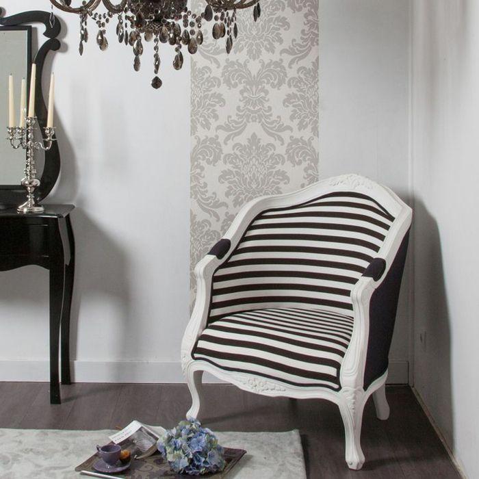 Lounge sessel schwarz weiß  Der Loungesessel ist ein Muss!   Pinterest   Kronleuchter kristalle ...