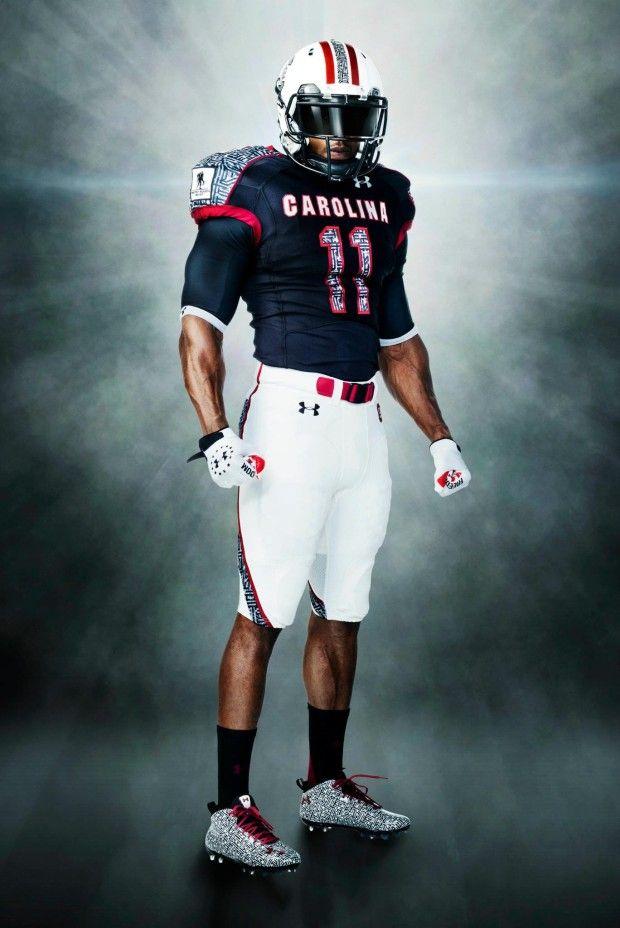 South Carolina Gamecocks football uniforms  7a80ca772