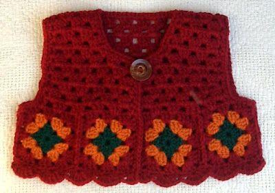 Groovy Textiles: Crochet Bolero / Shrug
