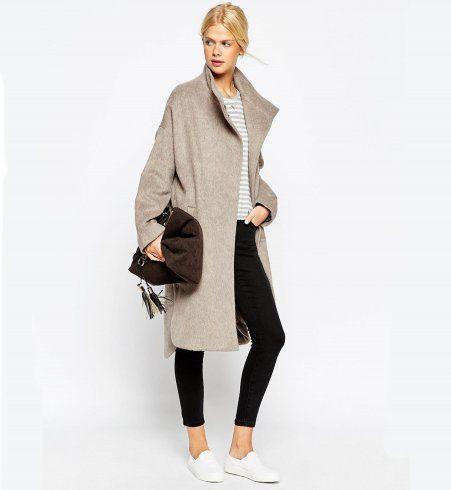 55 manteaux tendance automne hiver 2018 2019 mode femme. Black Bedroom Furniture Sets. Home Design Ideas