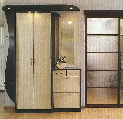 stylish wardrobe designs for small bedroom