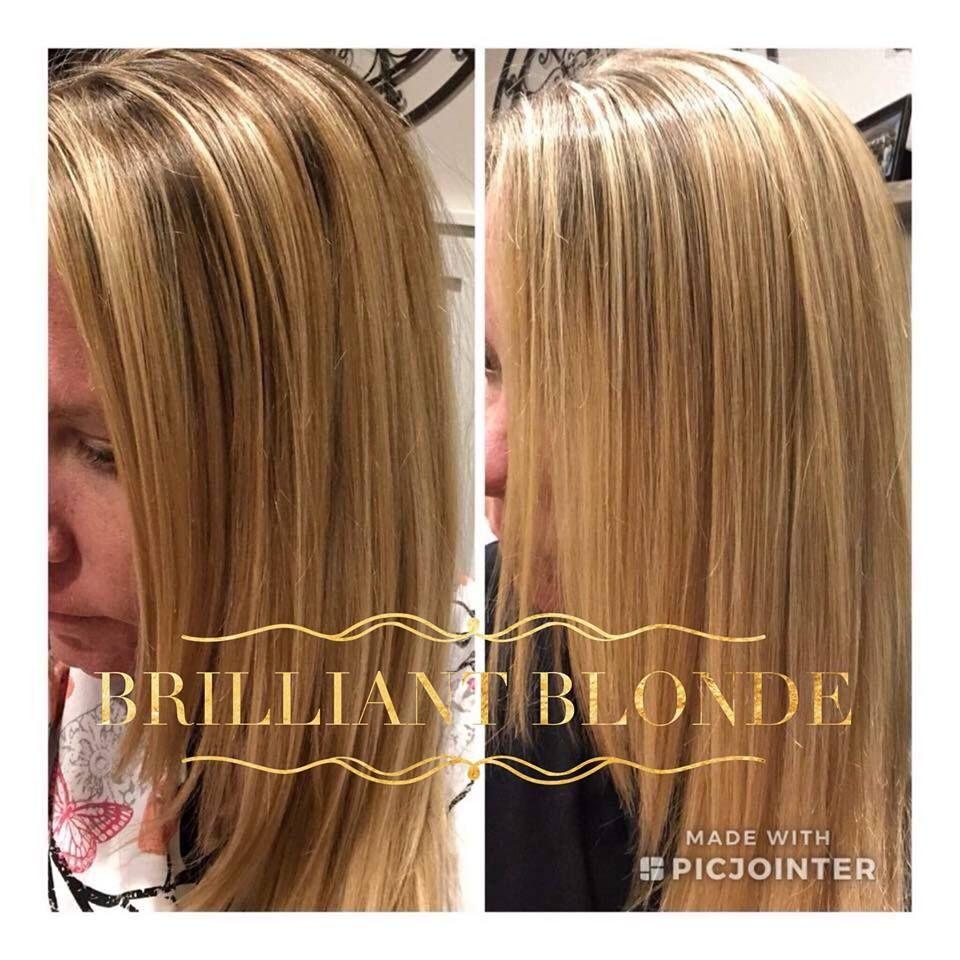Brilliant Blonde Colour Enhance 1 Wash Color Enhancing