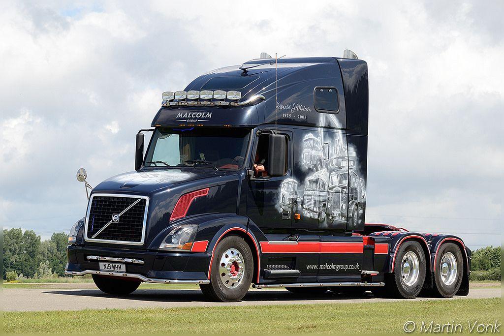 Alle Größen Volvo Vnl 780 2017 14 Flickr Fotosharing Volvo Big Rig Trucks Volvo Trucks
