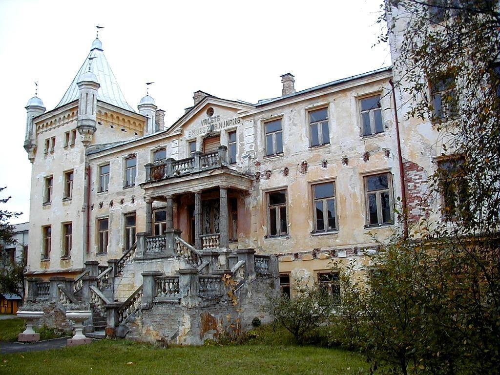 Kalkūnes pils, V. Neimanis, 1890-1892